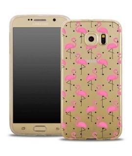 Coque GEL FASHON PINK Samsung Note 8