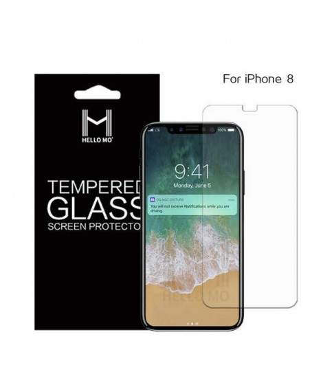 Protection d'écran en verre trempé iphone X
