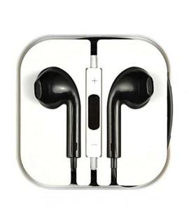 Ecouteurs In-Ear noirs pour Telephones et lecteurs multimedia
