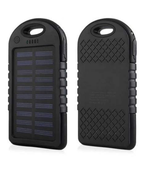 Batterie SOLAIRE WATERPROOF 6900Mah pour telephones et MP3