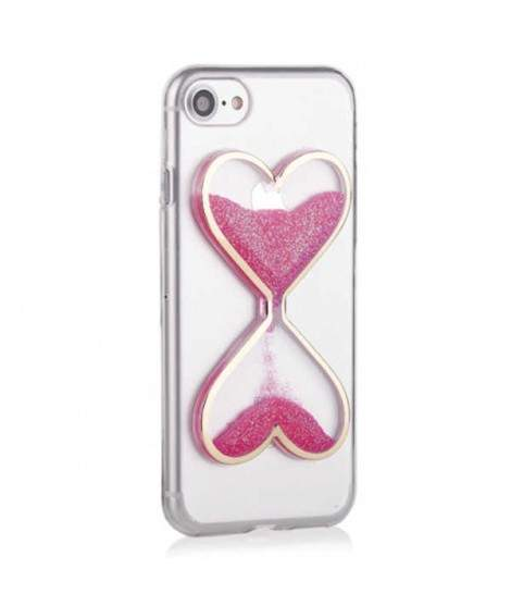 Coque LIQUID LOVE pour iPhone 8