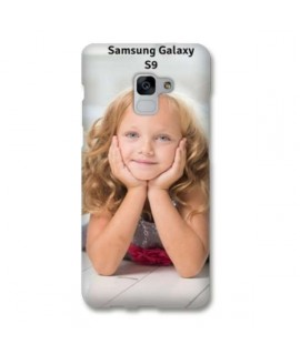 Coques souples PERSONNALISEES en Gel silicone pour SAMSUNG GALAXY S9