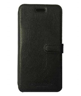 Etui portefeuille STARCLIPPERS  noir pour SAMSUNG GALAXY S8+
