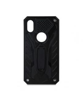 Coque ARMOR noire pour iPhone X