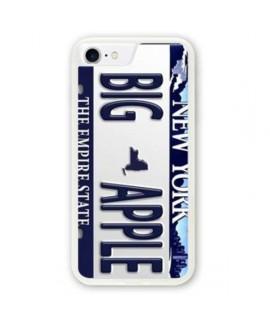 Coque souple BIG APPLE iPhone 8+