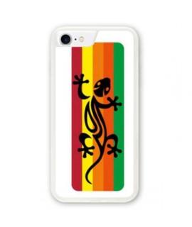 Coque souple SALAMANDRE RASTAL iPhone 8+