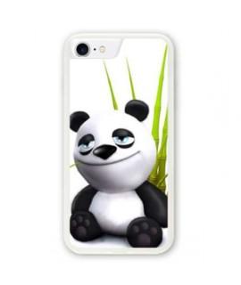 Coque souple PANDA 3 iPhone 8+