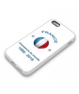 Coque COUPE DU MONDE en gel iPhone 5/5S/SE