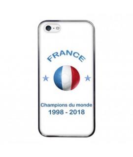 Coque COUPE DU MONDE en gel iPhone 8