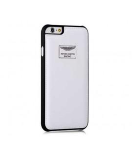 Coque cuir originale ASTON MARTIN pour iPhone 7+
