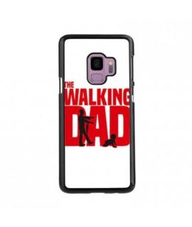 Coque WALKING DAD en gel SAMSUNG GALAXY S9+