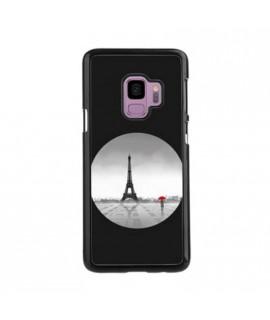 Coque PARIS 1 en gel SAMSUNG GALAXY S9+