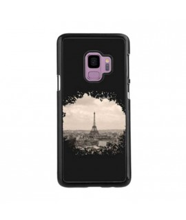 Coque PARIS 2 en gel SAMSUNG GALAXY S9+