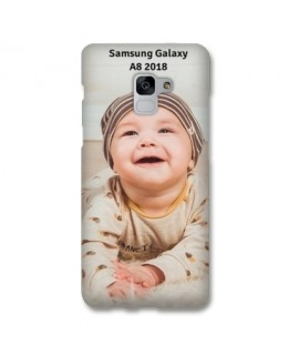 Coques PERSONNALISEES pour SAMSUNG GALAXY A8 2018