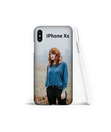 Coques PERSONNALISEES pour iPhone Xs