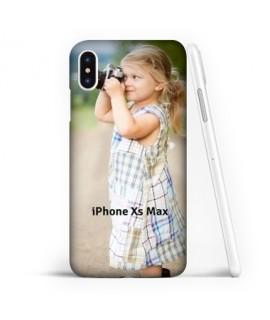 Coques souples PERSONNALISEES en Gel silicone pour iPhone Xs