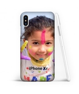Coques PERSONNALISEES pour iPhone Xr