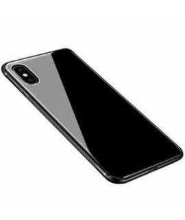 Protection arriere en verre trempé iphone Xs