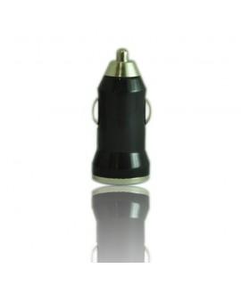 MINI Chargeur noir 12 volts allume cigare pour Iphone, Ipad, Ipod