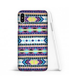 Coque souple AZTEQUE1 en gel iPhone X