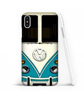 Coque souple BUS en gel iPhone X