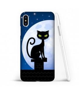 Coque souple CAT3 en gel iPhone Xl iPhone X