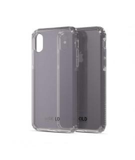 Coque iPhone X ANTI CHOC DEFENDER fumée de la marque soSKILD