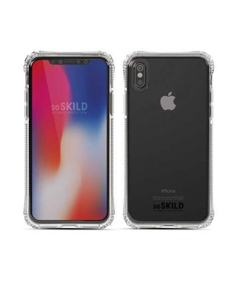 coque iphone x anti choc absorb de la marque soskild