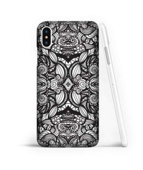 Coque souple ABSTRAIT en gel iPhone XS