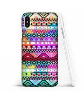 Coque souple AZTEQUE2 en gel iPhone XS