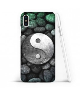 Coque souple EQUILIBRE en gel iPhone XS