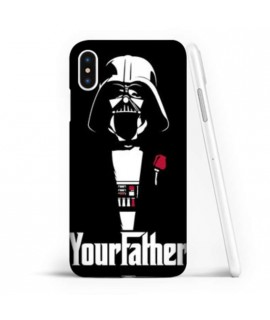 Coque souple YOUR FATHER en gel iPhone XS MAX