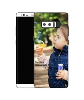 Coques PERSONNALISEES  pour Samsung galaxy NOTE 9