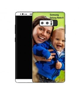 Coques souples PERSONNALISEES en Gel silicone pour Samsung Galaxy Note 9