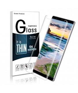 Protection d'écran en verre trempé samsung NOTE 9