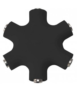 Séparateur étoile 5 sorties Jack 3.5