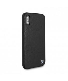 Coque de la marque BMW noir pour iPhone X / XS