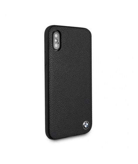 coque de la marque bmw noir pour iphone x xs
