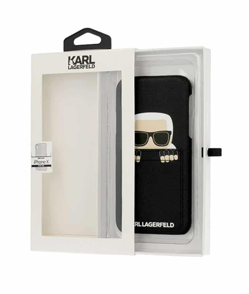 karl lagerfeld coque iphone xr