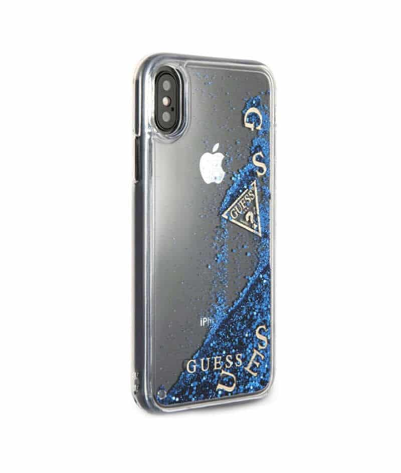 coque iphone xr silicone guess