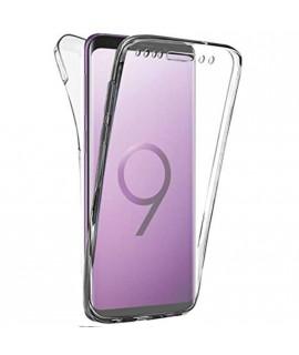 Coque GEL FULL 360 pour Samsung S9+