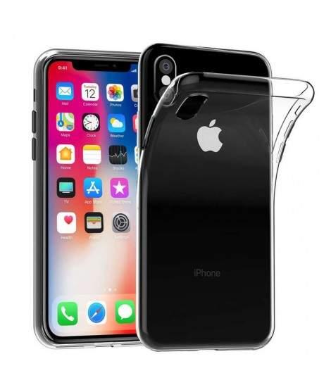 coque iphone xs max transparente souple