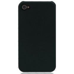Coque TITANIUM noire pour Iphone 4 et 4s