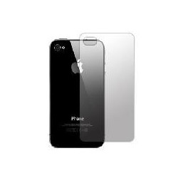 Film de protection arriere anti-rayures pour iphone 4