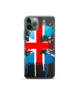 Coque silicone UK TAG pour iPhone 11 5,90 €