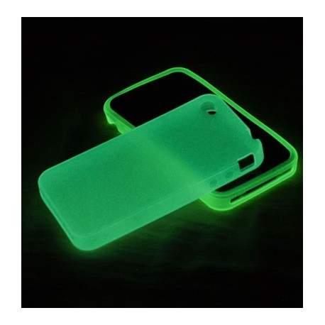 Coque FLUO de couleur verte pour Iphone 4 et 4s 9,93 €