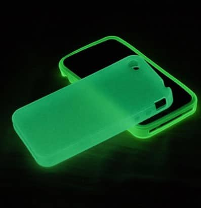 coque iphone 7 vert fluo