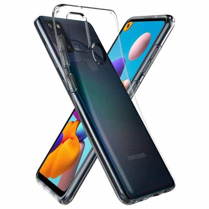Coque GEL Transparente Pour Samsung A21S 4,90