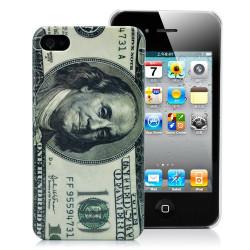 Coque DOLLAR pour Iphone 4 et 4S