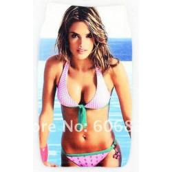 Etui chaussette SEXY BEACH pour telephones et lecteurs mp3